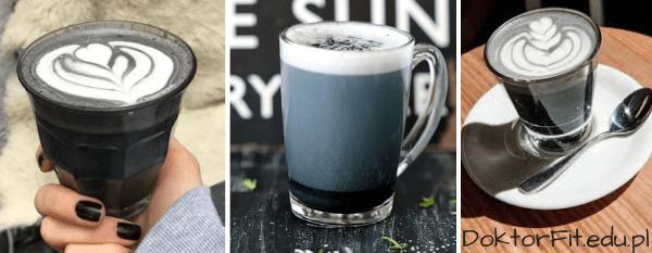 Moja recenzja black latte