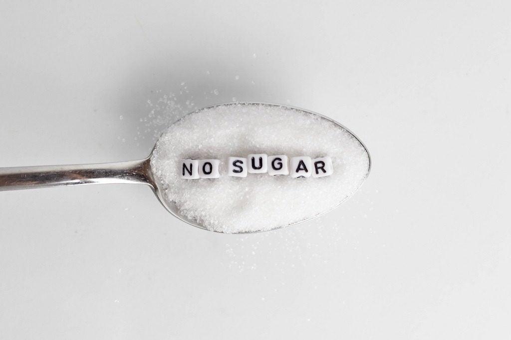 Cukier powoduję nadwagę - Skończyłam ze słodyczami i zaczęłam z Piperinox