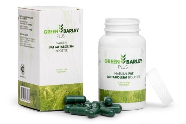 Green Barley Plus - skuteczne tabletki na odchudzanie
