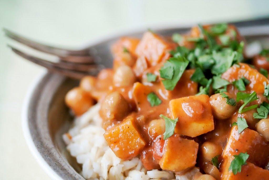 Fit obiad - Ryż z batatem