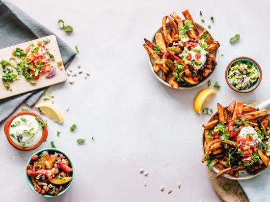 Fit obiady - 9 przepisów