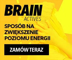 Brain Actives - Reklama