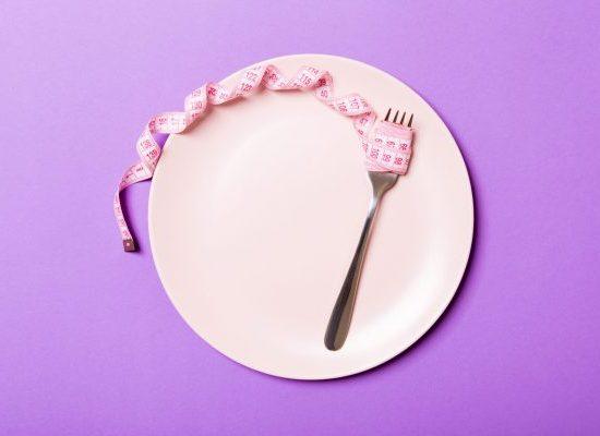 Restrykcyjna dieta odchudzająca