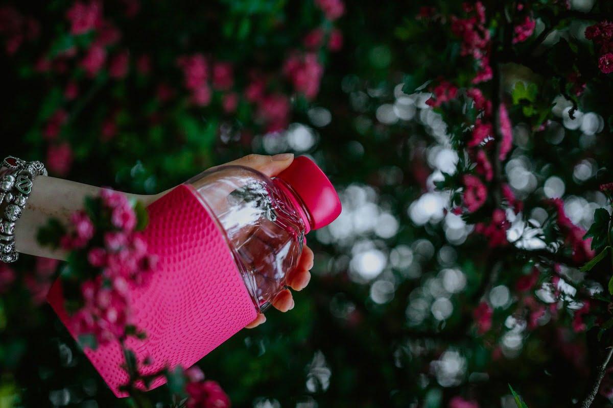 Ciekawa butelka na wodę