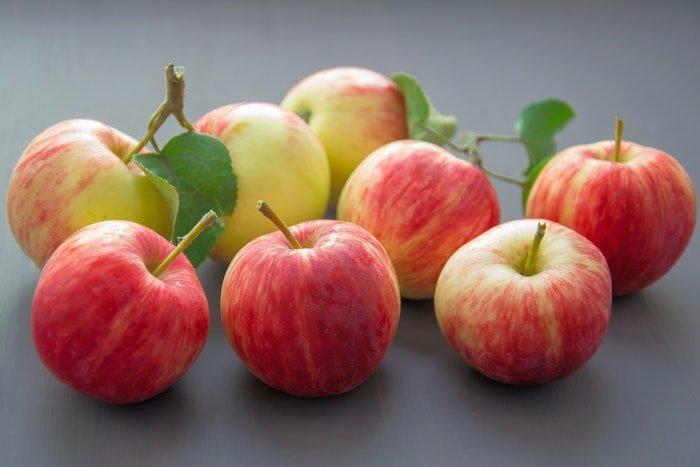 jablka na odchudzanie