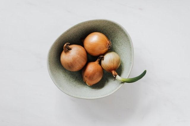 cebula warzywa niskoweglowodanowe