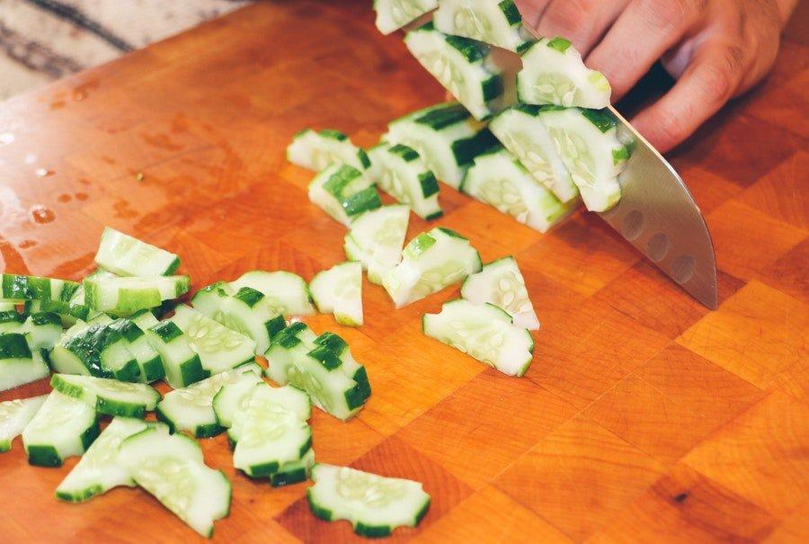 ogórek warzywa niskoweglowodanowe