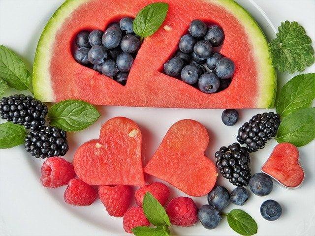 owoce na diecie ketogenicznej
