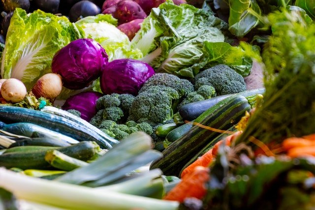 warzywa niskoweglowodanowe