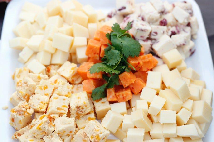 weganskie zrodla bialka tofu
