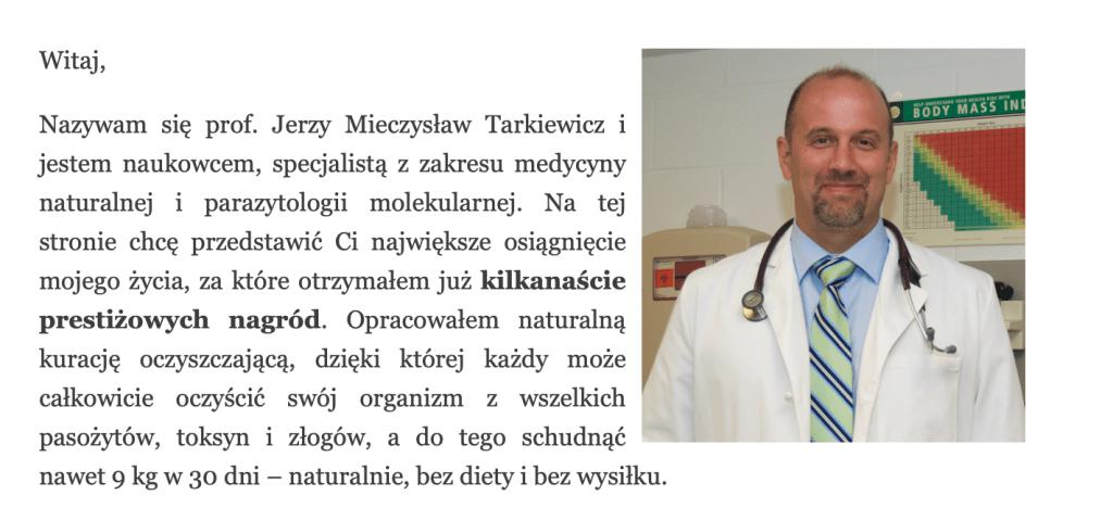 Jerzy tarkiewicz detoxerum