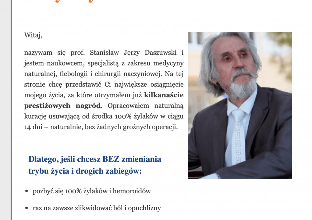 stanislaw daszuwski