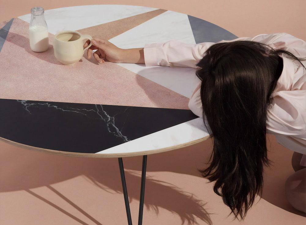 kawa na wlosy