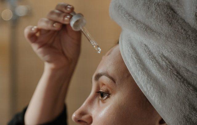 pielegnacja skory z retinolem
