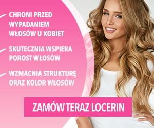 Locerin na porost włosów dla kobiet