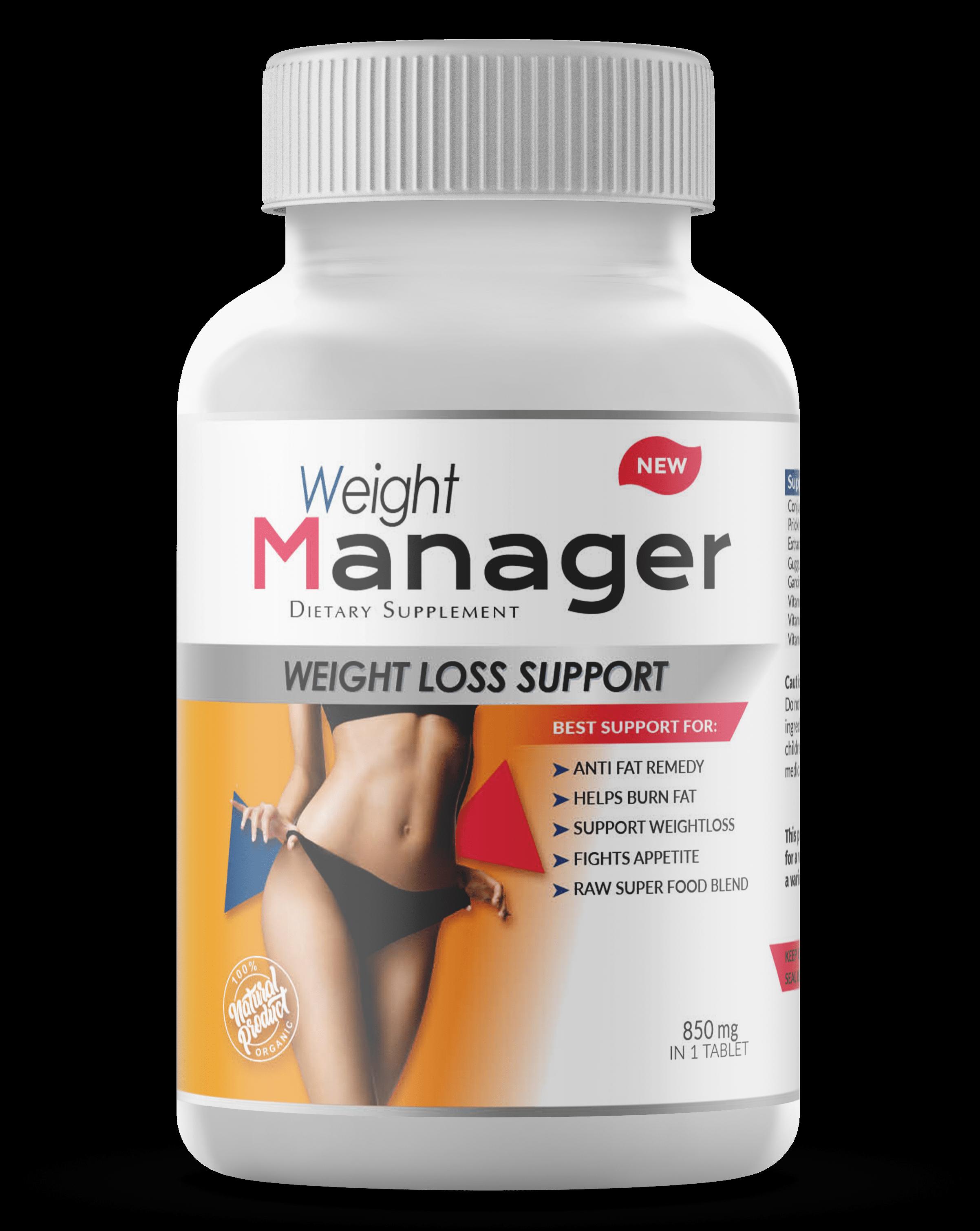 weight menager na odchudzanie