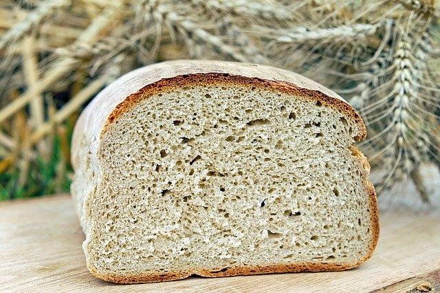 chleb przetworzony produkt